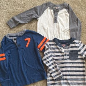 Toddler shirt bundle